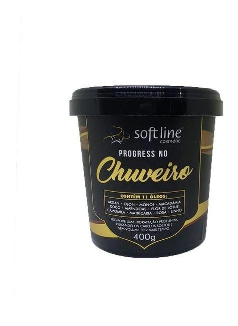 chuveiro 400gr soft line 400g