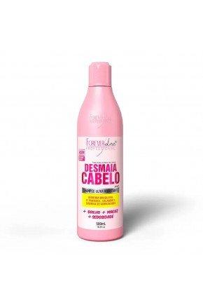 shampoo desmaia cabelo forever liss 500ml