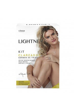 kit clareador cless lightner germen de trigo site