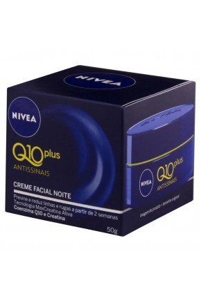 nivea q10 facial plus