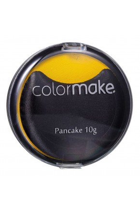 colormake pancake amarelo base compacta 10g