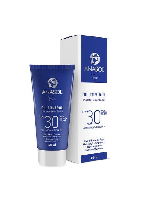anasol viso oil control fps30 60ml