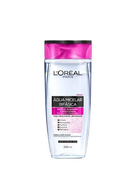 loreal paris dermo expertise bifasica agua micelar 200ml