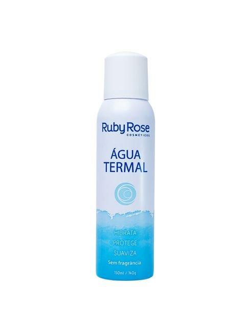 agua termal ruby rose sem fragrancia 150ml