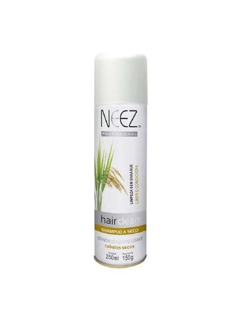 site shampoo neez a seco cabelos secos 250 ml 6195