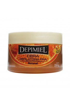 cera depilatoria fria natural 250g depimiel