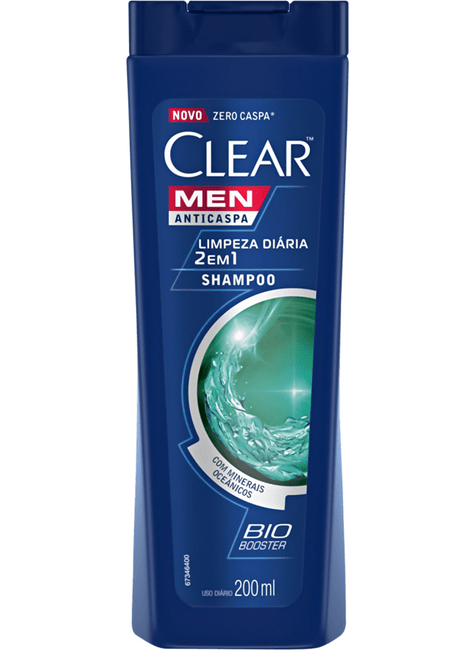 site limpeza clear 400ml