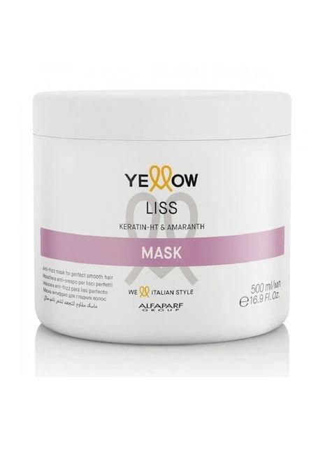 mascar yellow liss liso perfeito 500ml
