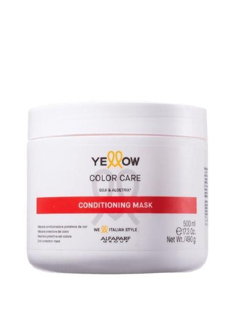 yellow color care mascara 500g
