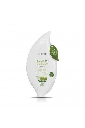 amend shampoo botanic beauty branca