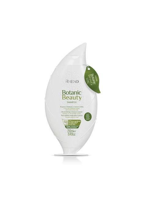 amend shampoo botanic beauty branca