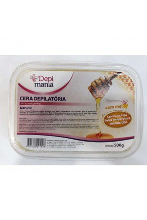 cera depilatoria natural 500g