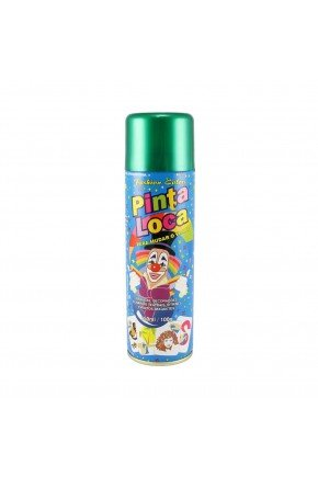 spray decorativo pinta loca verde 150ml