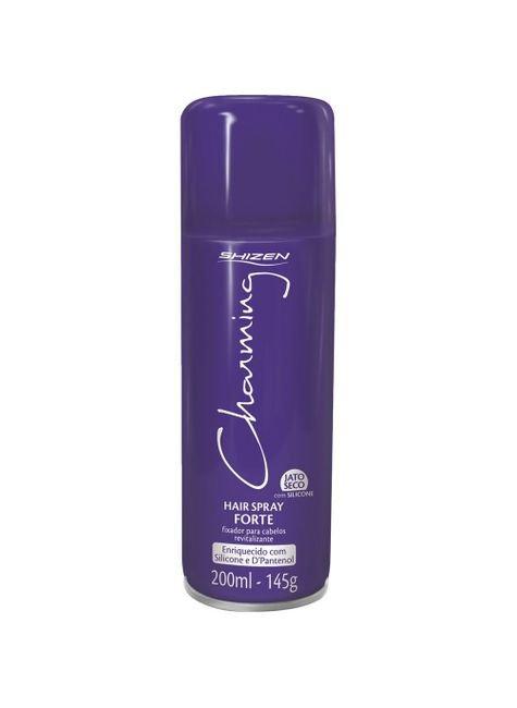 hair spray forte