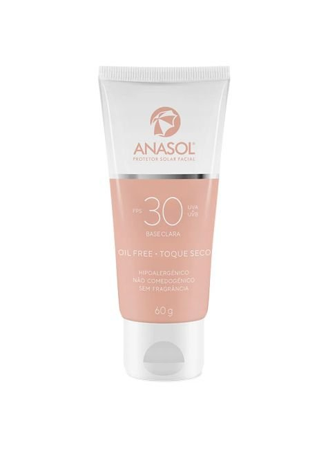 protetor solar facial fps 30 base media