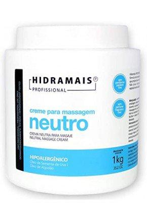 creme para massagem neutro hipoalergenico