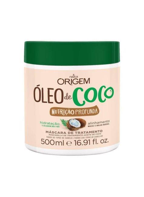 oleo de coco 500g