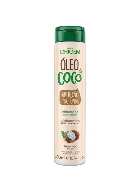 nazca oleo de coco shampoo