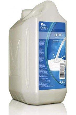 leite shampoo 4 6l