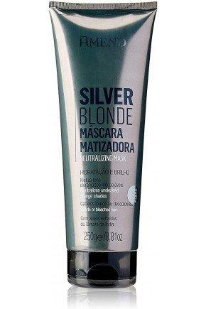 silver blond