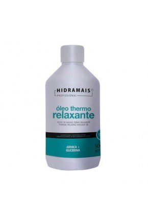 oleo de massagem thermo relaxante hidramais 500ml