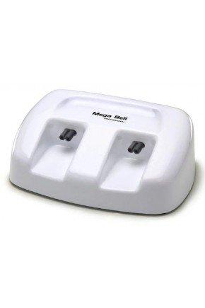 base dupla para aquecedor de cera