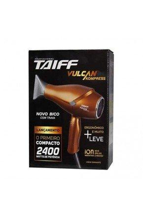 taiff secador vulcan kompress