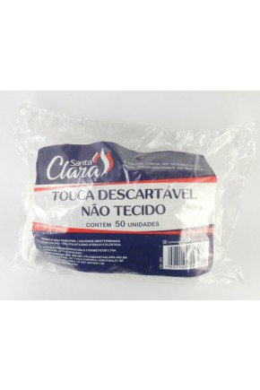 touca descartavel 50 unidades