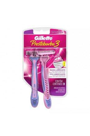 aparelho de depilar gillette prestobarba 3 feminino site