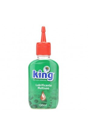 oleo lubrificante multiuso king 100ml