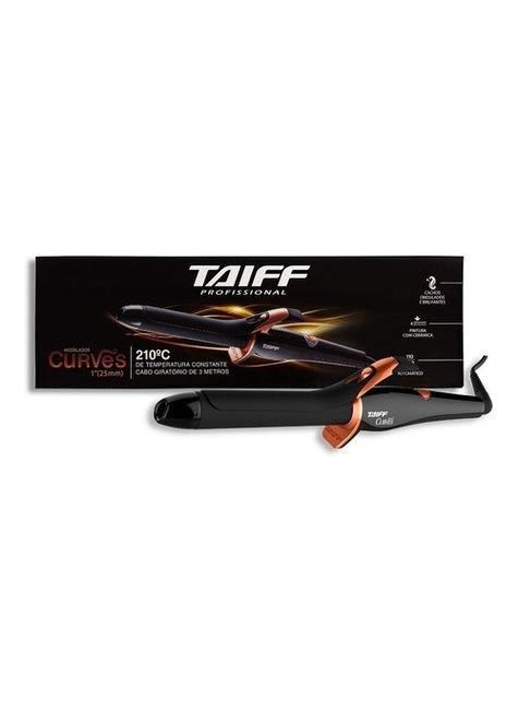 taiff modelador de cachos 25mm majare brasil