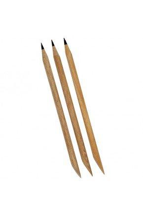 palito de madeira com ponta de aco para unhas majare brasil
