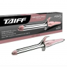 modelador de cachos taiff fox 3 bivolt prata rose 25 mm majare