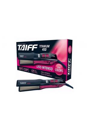 chapinha taiff titanium 450 pink 200c 230c ions majare