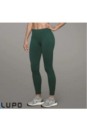 calca legging up control lupo sport verde oliva majare brasil