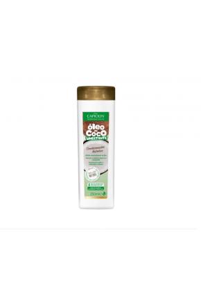 condicionador nutritivo oleo de coco capicilin 250ml majare brasil