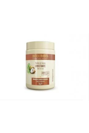 banho de creme umectante oleo de coco 1kg majare brasil