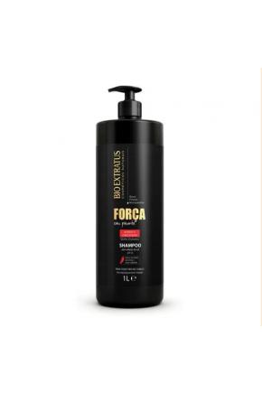 shampoo forca com pimenta bio extratus 1l majare brasil