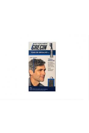 shampoo tonalizante tons grisalhos gel grecin 40g majare brasil