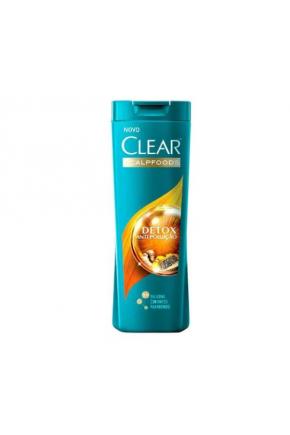 Shampoo Anticaspa Detox Clear 200ml majarê brasil