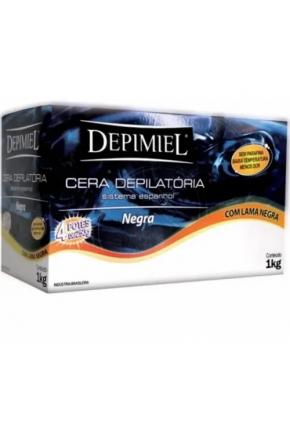 depimiel cera depilatoria sistema espanhol 1kg majarebrasil