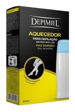 depimiel aquecedor para depilacao majare brasil