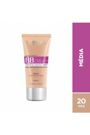 bb cream l or al paris dermo expertise base majare