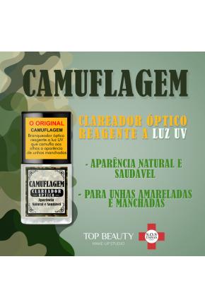 camuflagem top1 beauty majare brasil