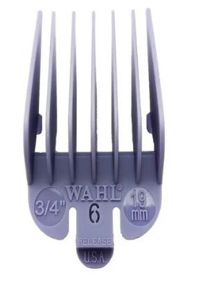 PENTE WAHL N06 19MM MAJARE BRASIL