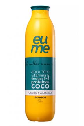 SHAMPOO COCO EU ME MAJARE BRASIL