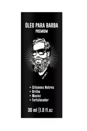 oleo para barba